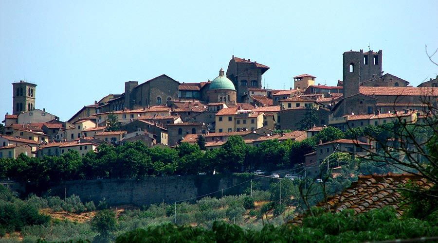 wine tour adventure - tuscany - cortona